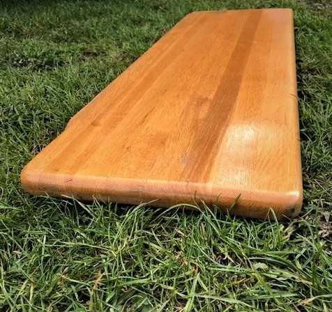 Schody drewniane, bukowe-stopnie