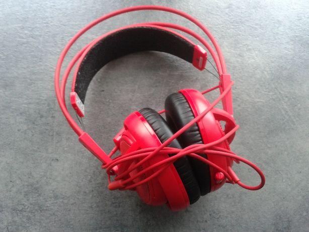 Słuchawki SteelSeries Siberia 200 do komputera gamingowe z mikrofonem