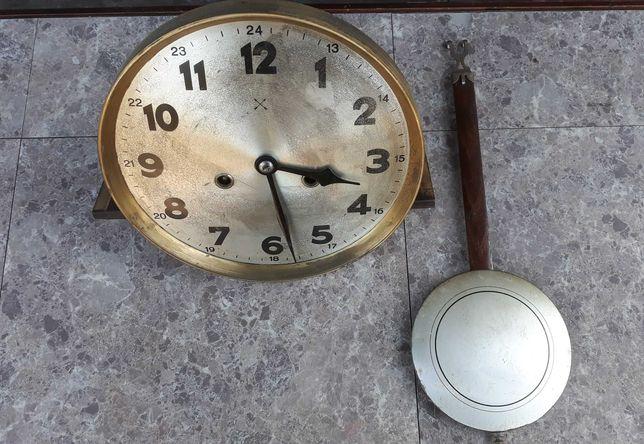 44 Mechanizm zegara HAU wahadło sprawny