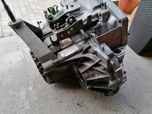 Skrzynia biegów Laguna 1.9 dci pk6 018