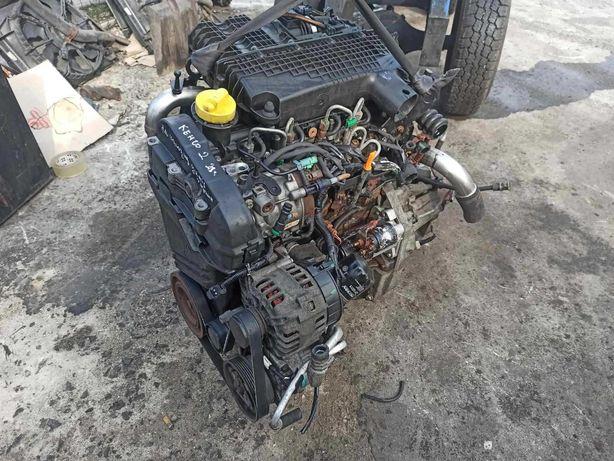 Мотор Двигатель Renault Kangoo 2 Clio 3 Scenic Dacia K9KW718 1.5 E4