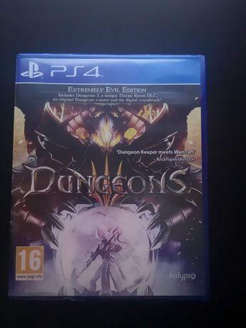 Dungeons 3 - Jogo PS4