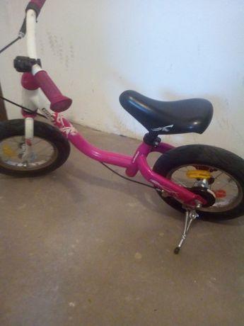 Rower Kettler dziewczynka