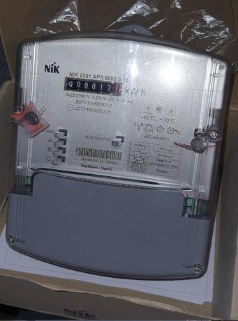 Счетчик электроэнергии Nik 2301 АР3.0000.0.11