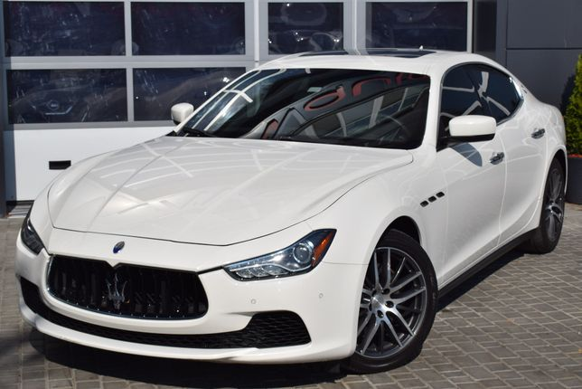 Maserati Ghibli S 410 Hp