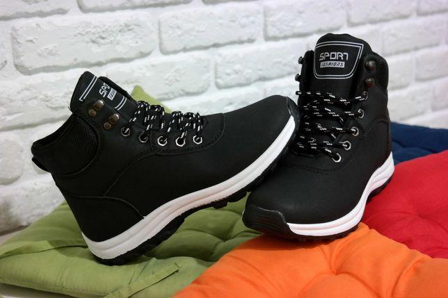 Женские зимние ботинки кроссовки тёплые жіночі зимові чоботи