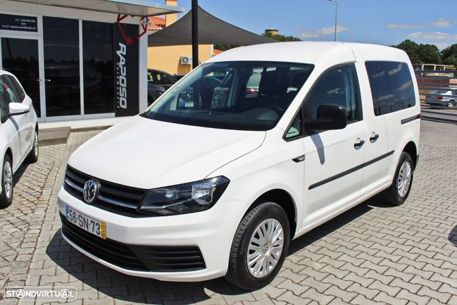 VW Caddy 2.0 TDi BM Extra AC