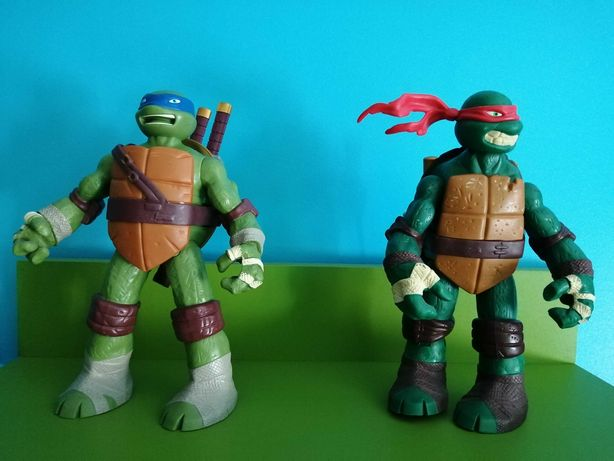 Bonecos Grandes Tartarugas Ninja
