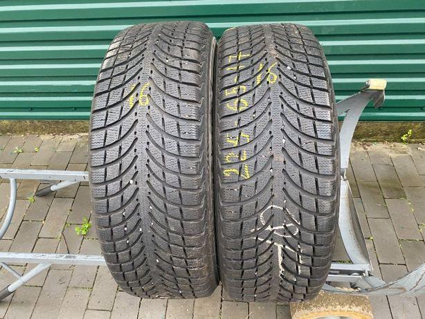 Шини зима 225/65R17 Michelin Latitude Alpin2 6,5мм 2шт 16рік