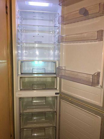 Двухкамерний холодильник LG GW-B489EEQW