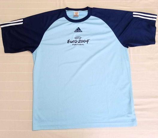 Camisola Adidas Uefa Euro 2004 realizado em Portugal