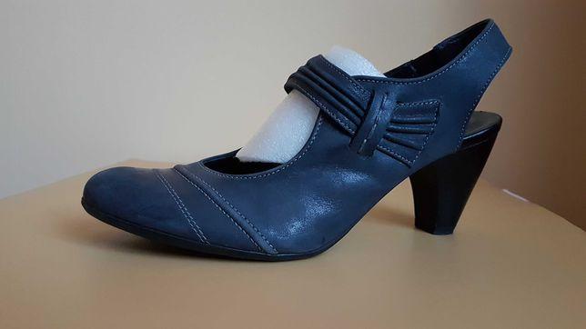 Buty skórka jak nowe!