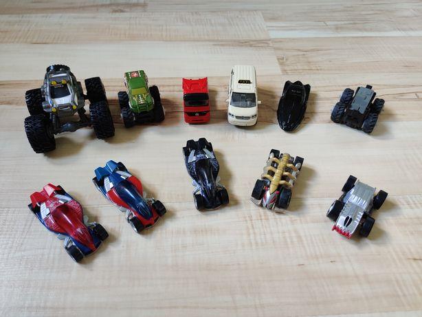 11 Resoraki Auta Samochodziki Majorette Disney Siku Hasbro