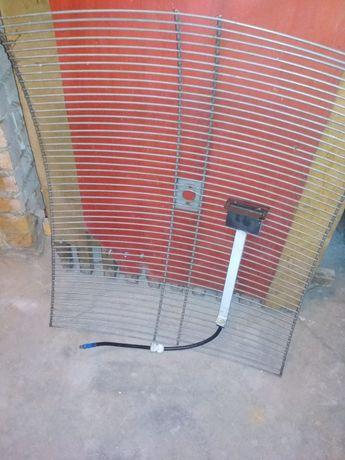 Sprzedam antenę siatkową paraboliczą do internetu - MOCNA