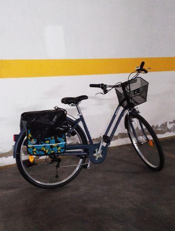 Bicicleta Beetwin cor ganga roda 28