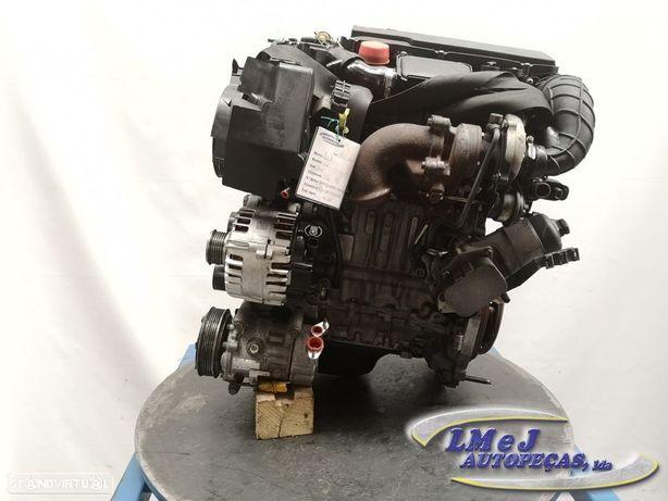 Motor PEUGEOT 206 Hatchback (2A/C) 1.4 HDi | 09.02 - 02.07 Usado REF. 8HZ
