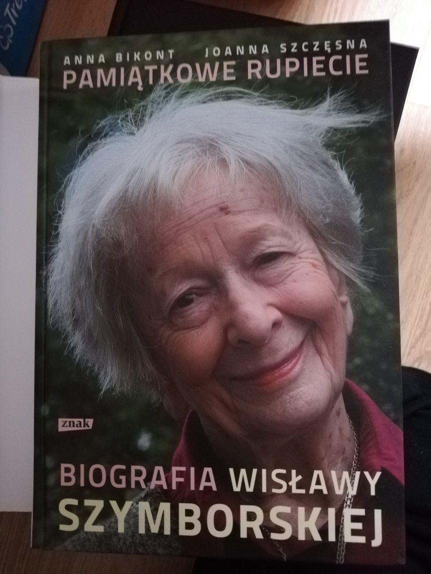 Biografia Wisławy Szymborskiej - Pamiątkowe rupiecie