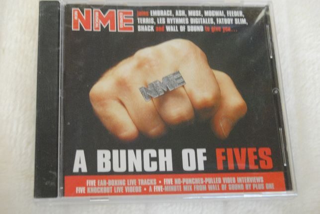 NME/A Bunch of Fives/CD Nowa