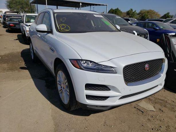 Jaguar F-Pace Portfolio 2018 из США!