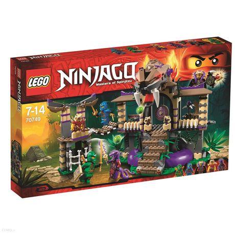 LEGO NINJAGO 70749 - Wężowe Wrota
