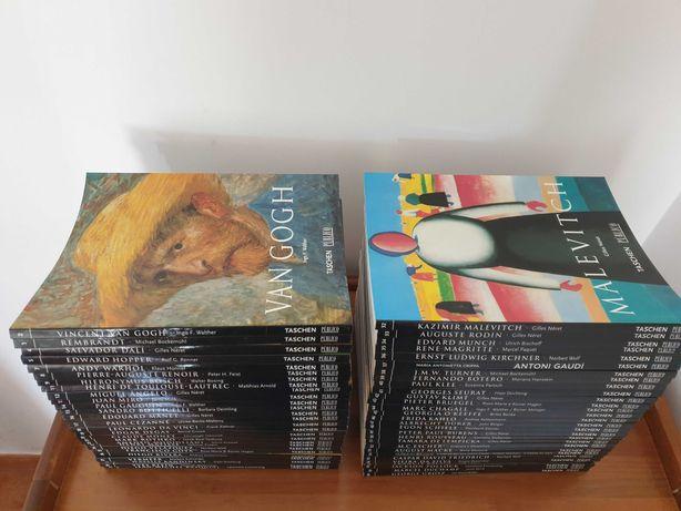 Coleção Pintores Contemporâneos Taschen-Público