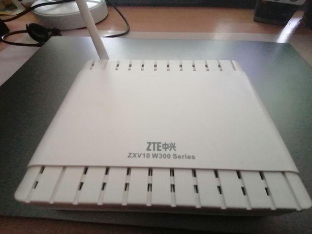 Ruter ADSL ZTE ZXV10 W300 series