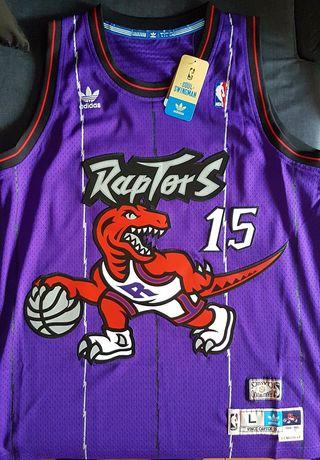 Camisola NBA Toronto Raptors Vince Carter original
