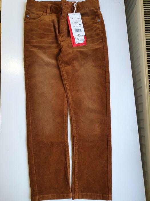 Продам штани вельветові Original marines (128 см) Дрогобыч - изображение 1