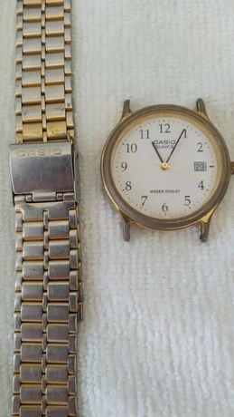 Relógio vintage Casio para peças