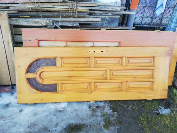 Oddam drewniane drzwi za darmo 8 sztuk