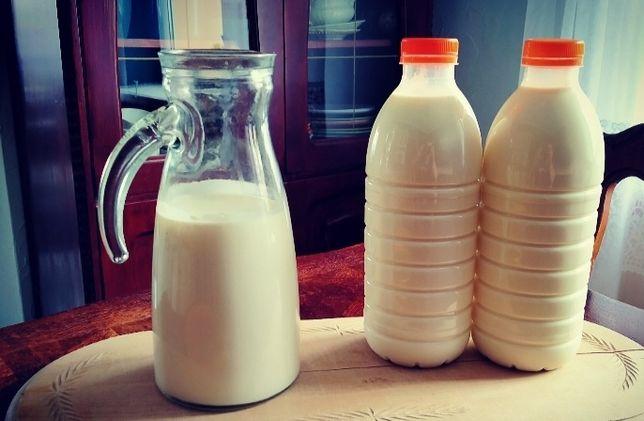 Przepyszne mleko kozie