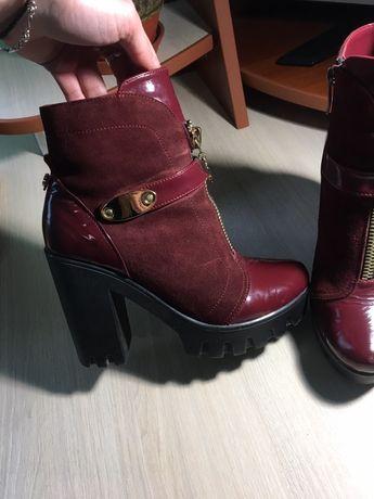 Жіночі черевики