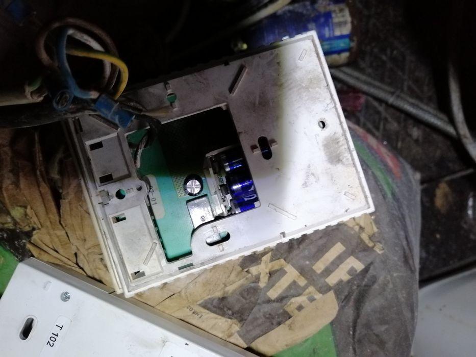Termostato controlador de temperatura sem fios para máquinas caldeiras Pombal - imagem 1