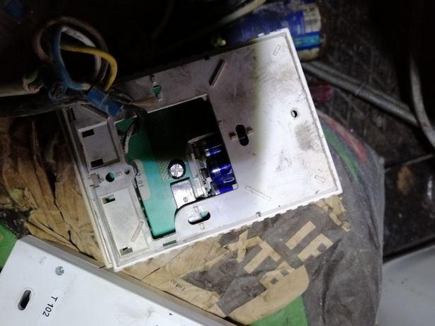Termostato controlador de temperatura sem fios para máquinas caldeiras