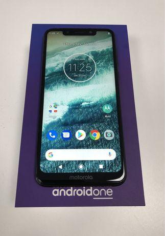 Motorola One 4/64 Black