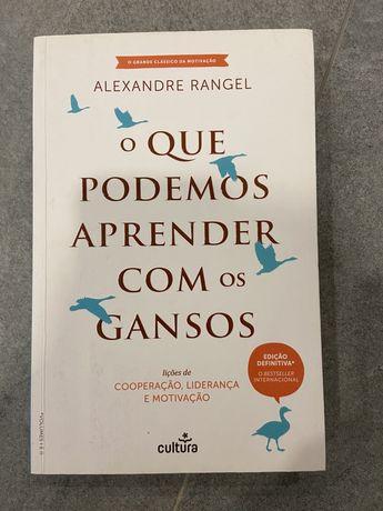 O Que Podemos Aprender com os Gansos, Alexandre Rangel - Portes Gratis