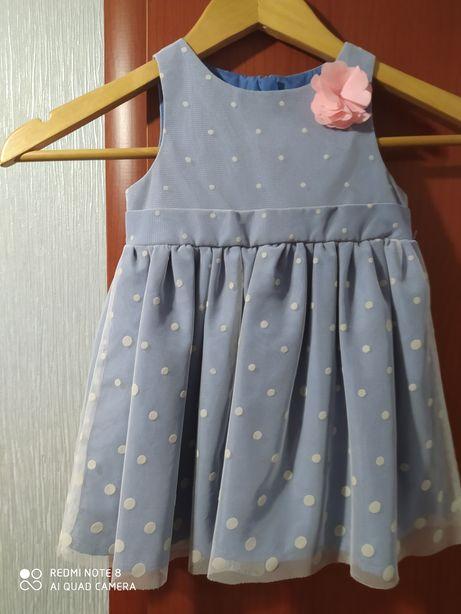 Платье 1,5-2года