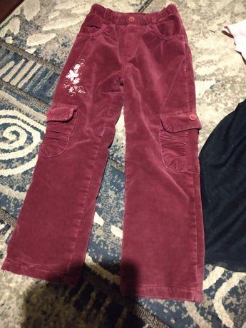 Spodnie zimowe rozm.116