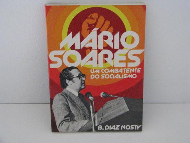 Mário Soares - Um combatente do socialismo