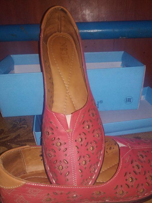 Обувь кожаная женская Полтава - изображение 1