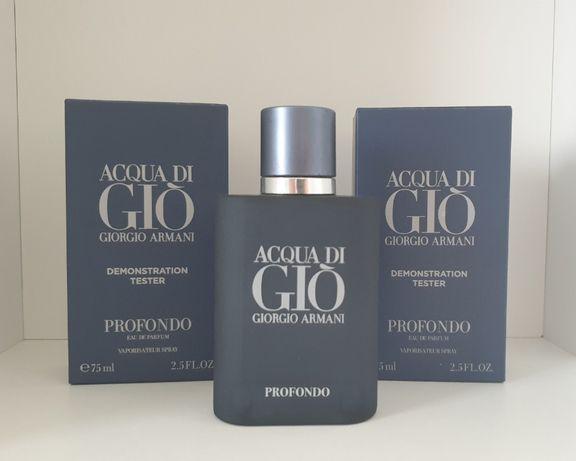 Giorgio Armani - Acqua Di Gio Profondo - 75ml   Nowe Testery