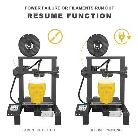 LONGER LK4 3D принтер