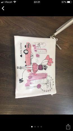 Новая удобная стильный модный клатч сумка через плечо мери кей mary