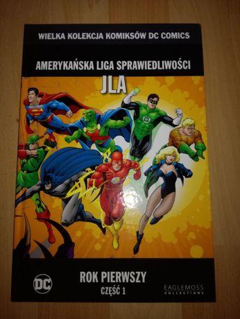 Wielka Kolekcja Komiksów DC - Tom 15 - JLA: Rok Pierwszy, część 1
