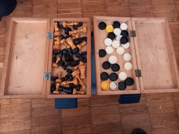 Шашки шахмоти СССР