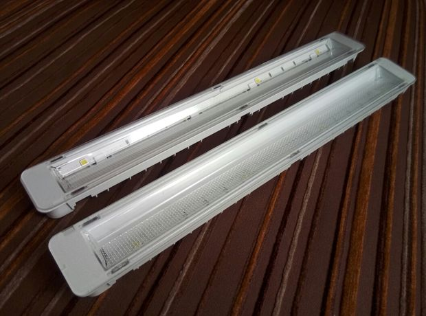 Oświetlenie LED lodówki Samsung RL
