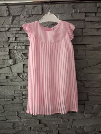 Sukienka plisowana Reserved - 98cm