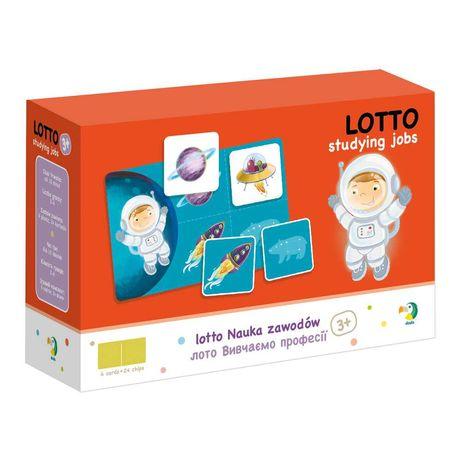 Детское лото dodo 300136,лото додо 300136,лото профессии dodo 300136