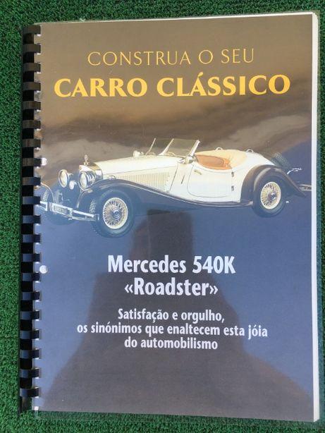 Kit Pocher Mercedes 540K Roadster 1/8