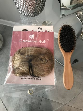 Włosy kitka/kucyk Cameron Hair naturalne blond nowe